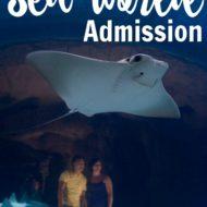 Free Sea World Admission 2017