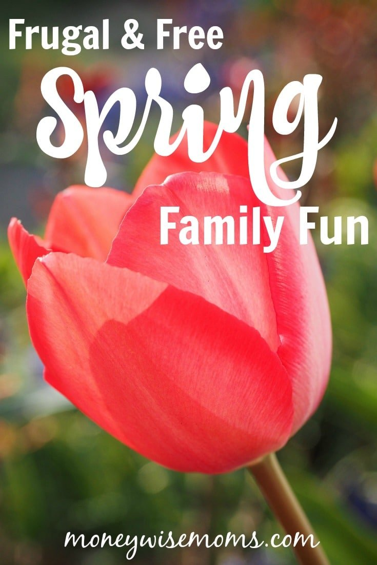 29 Frugal and Free Spring Family Fun Ideas & Activities