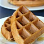 Whole Wheat Freezer Waffles