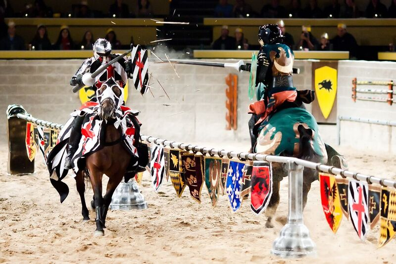 Spring Break at Medieval Times Baltimore