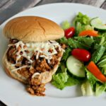 Slow Cooker Italian Sloppy Joes