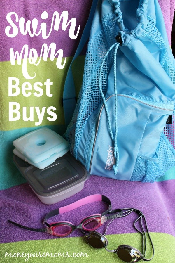 Swim Mom Best Buys - my recommendations to make your life easier this summer