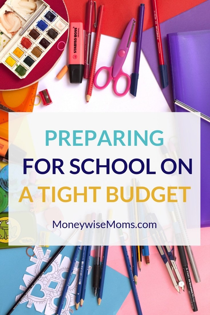 How to prepare for Back to School on a budget