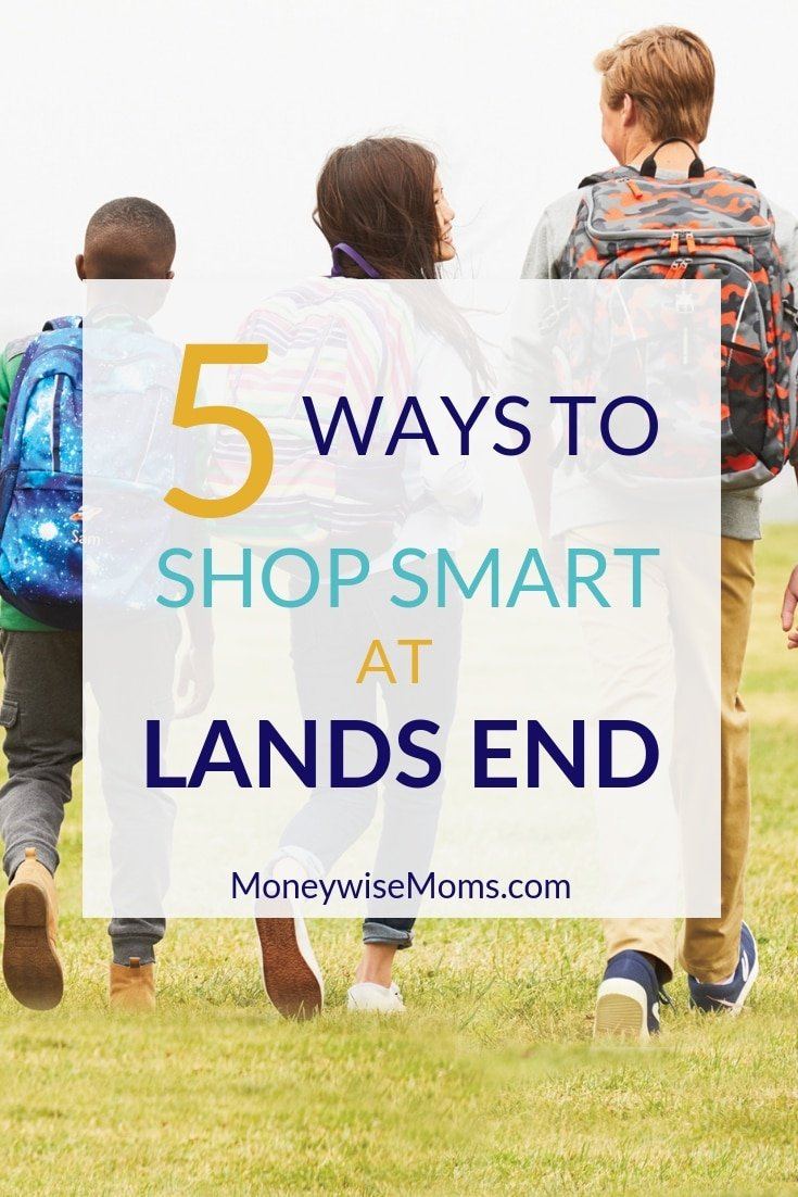 Shopping smart at Lands End
