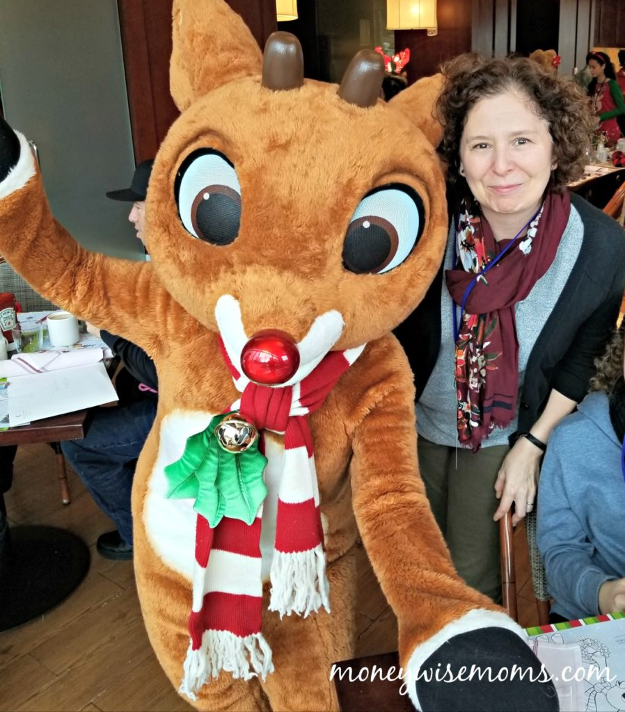Rudolph Holly Jolly Breakfast - ICE! at Gaylord National - Christmas on the Potomac
