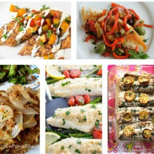 5 Easy Tilapia Recipes for Kids