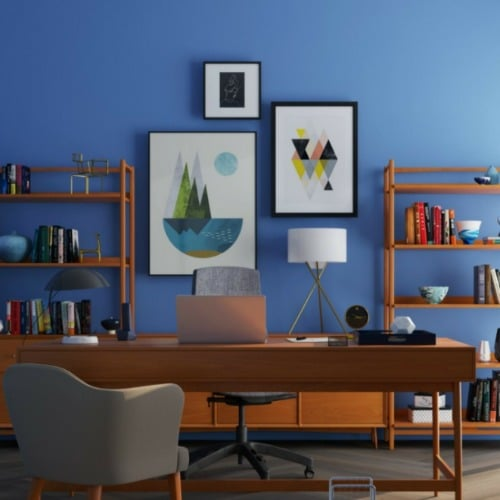 How to Update Your Home Office on a Budget