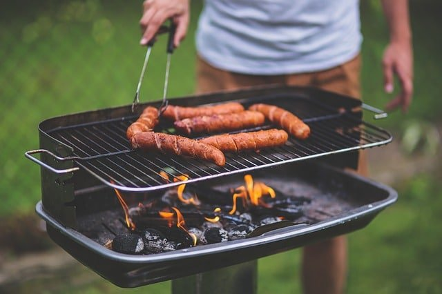 Keep the menu simple - BBQ on a budget