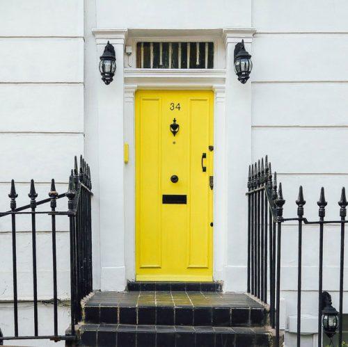 5 Ways to Update Your Front Door on a Budget