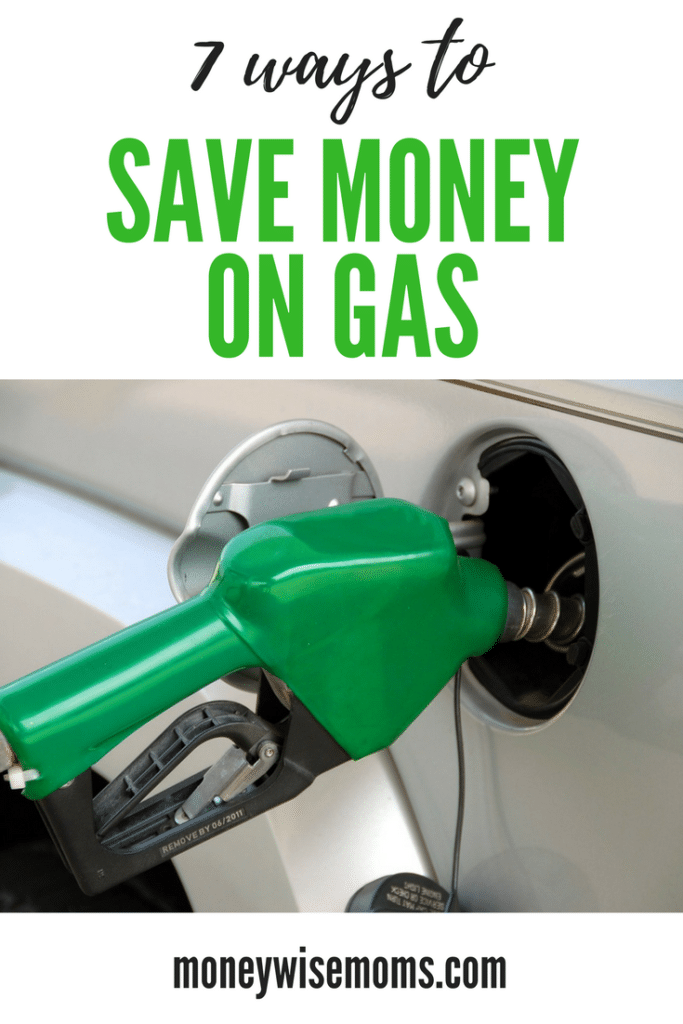 7 ways to save money on gas - stick to your monthly budget