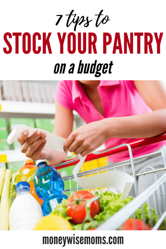 Stock your pantry on a budget