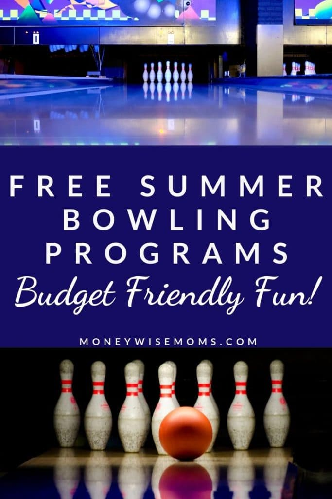 Summer vacation means finding frugal fun with the kids. Head out for FREE summer bowling at a lane near you!