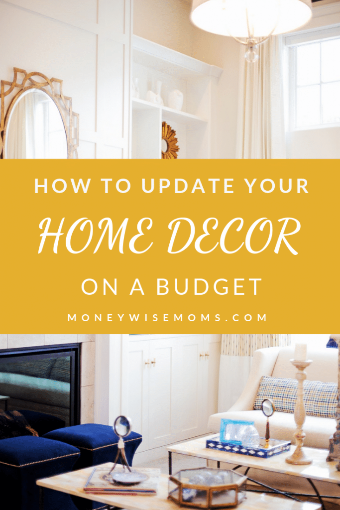 budget home decor