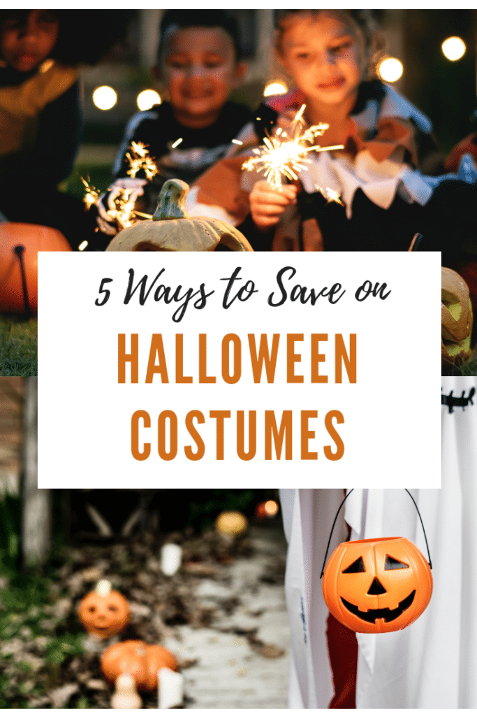 Ways to Save on Halloween Costumes | MoneywiseMoms