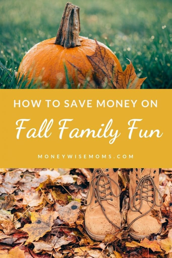 Ways to save on fall family fun