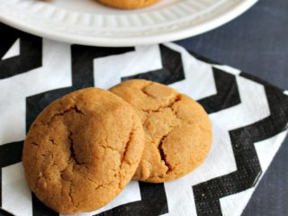 Double Butterscotch Cookies