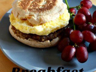Hearty Breakfast Sandwiches