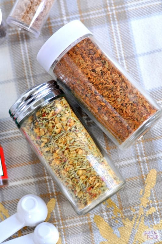 13 Homemade Spice Mixes