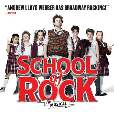 School of Rock (the Musical) in DC