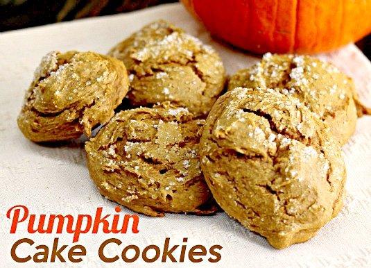 Pumpkin-Cake-Cookies