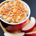 How to Make Caramel Apple Dip