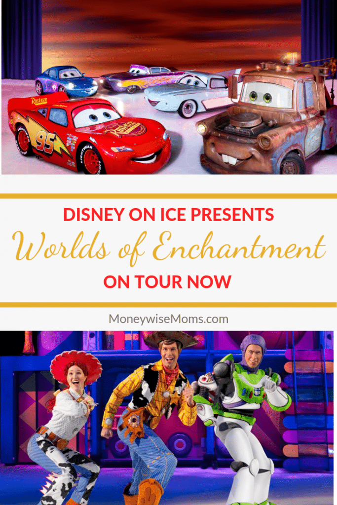 Disney on Ice Show on Tour in DC and Baltimore