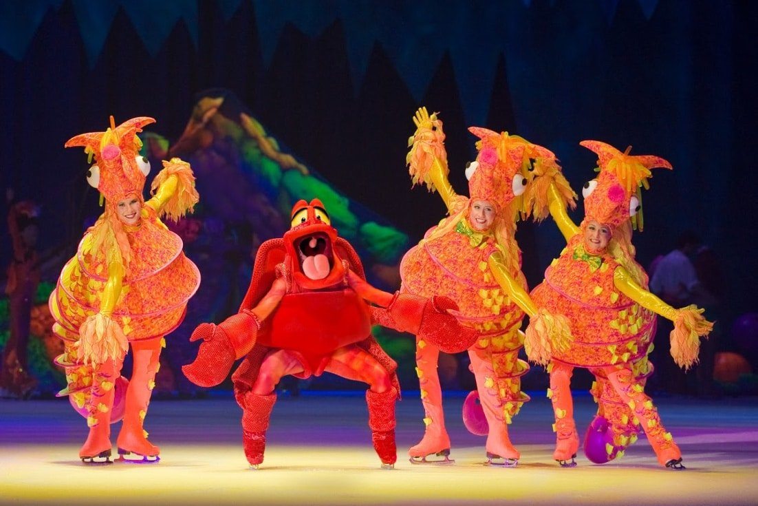 Disney on Ice presents Worlds of Enchantment The Little Mermaid