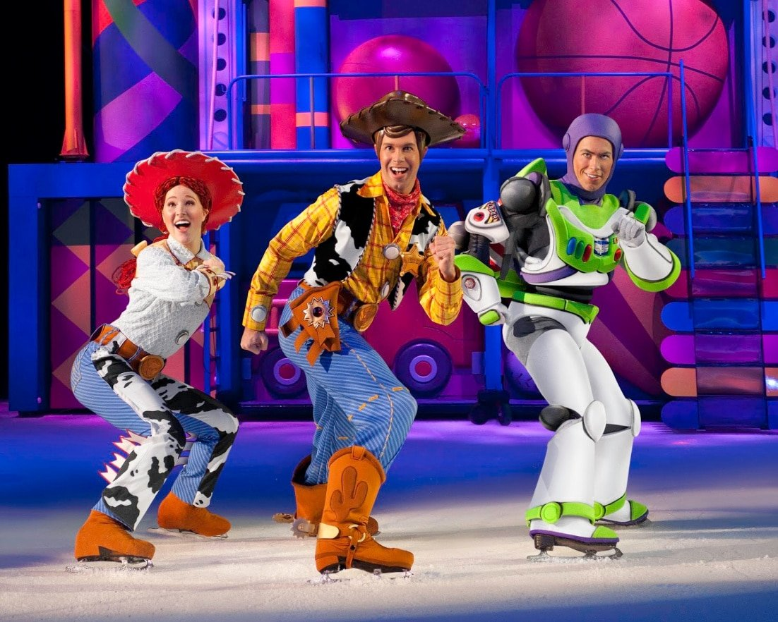 Disney on Ice presents Worlds of Enchantment Toy Story