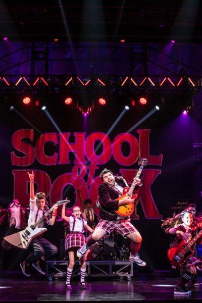Teens and Tweens will love School of Rock on Tour