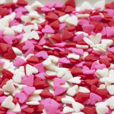 Valentine Sweets with 5 Ingredients or Less