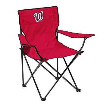 Washington Nationals Adult Quad Chair, Red