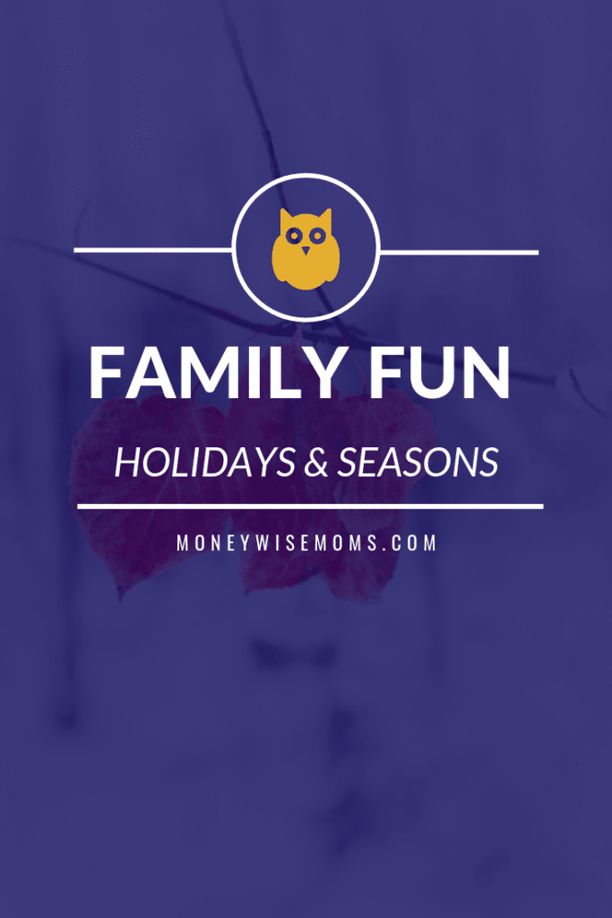 Family Fun - Holiday and Seasons from MoneywiseMoms