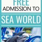 How to get free tickets to SeaWorld