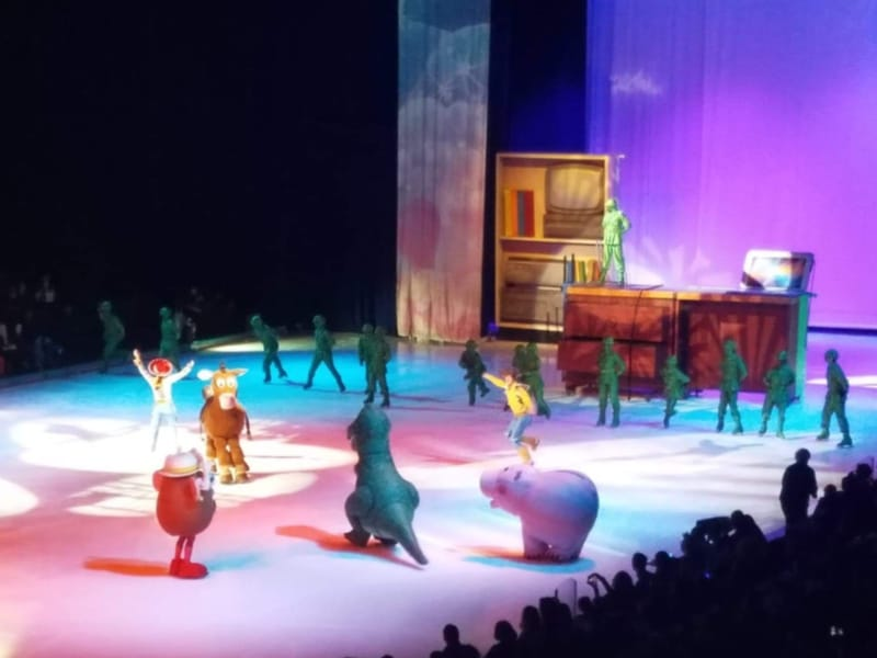 Toy Story | Disney on Ice Worlds of Enchantment