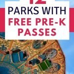 Amusement Parks with Free Preschool Passes
