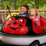 Family Theme Parks that offer a Free Preschool Pass