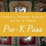 12 family theme parks that offer a free preschool Pre K pass