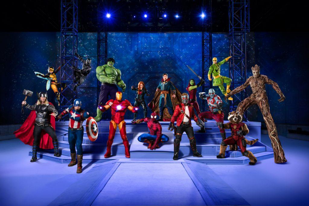Marvel LIve Show