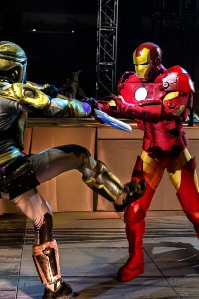 What You Need to Know About the Marvel Universe Live Show