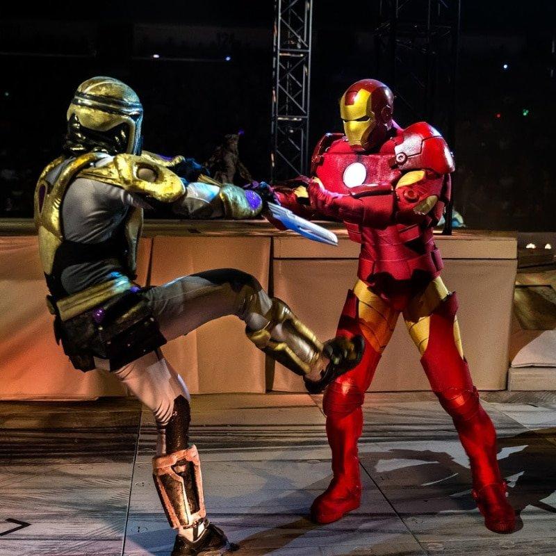 Marvel Universe Live Show