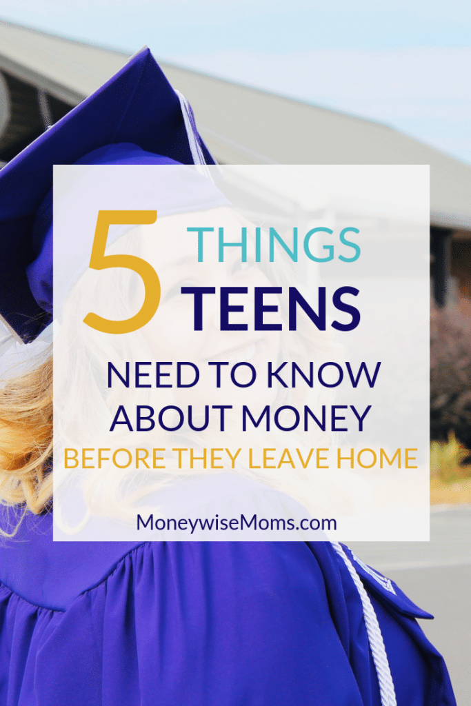 what teens should learn about money