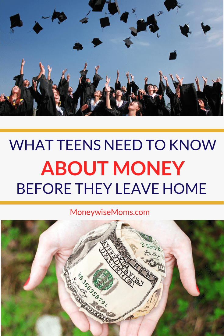 Teaching teens about money - how to get started