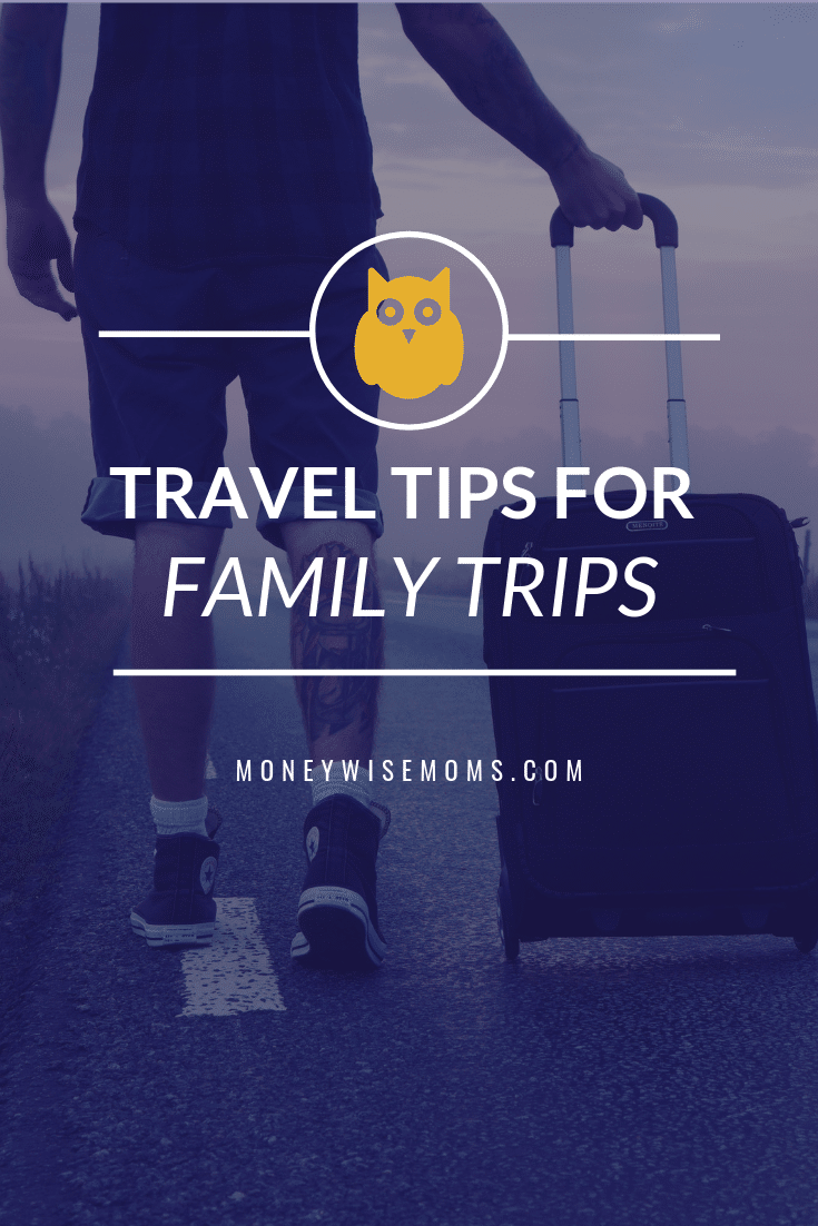 Frugal tips for family travel
