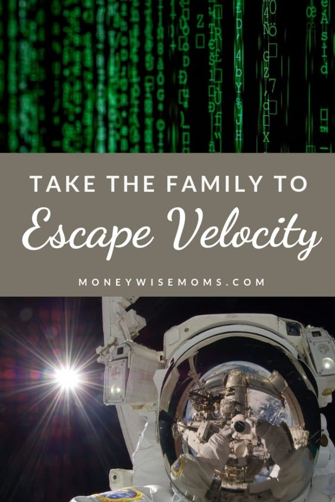 Escape Velocity DC from Museum of Science Fiction