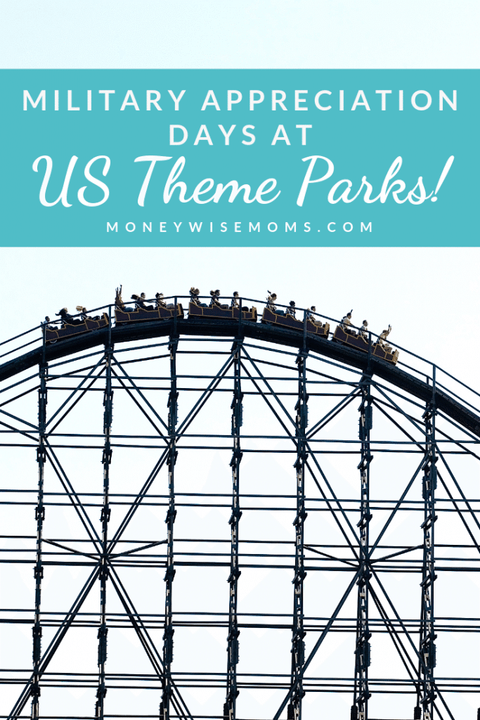 Free Days at US Theme Parks for Military Families
