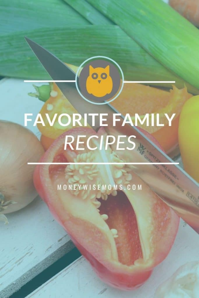 MoneywiseMoms Recipe Index