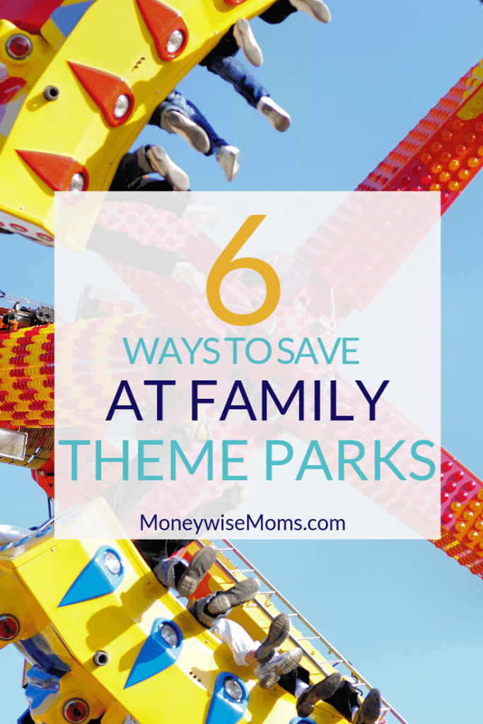 Tips to save money at theme parks
