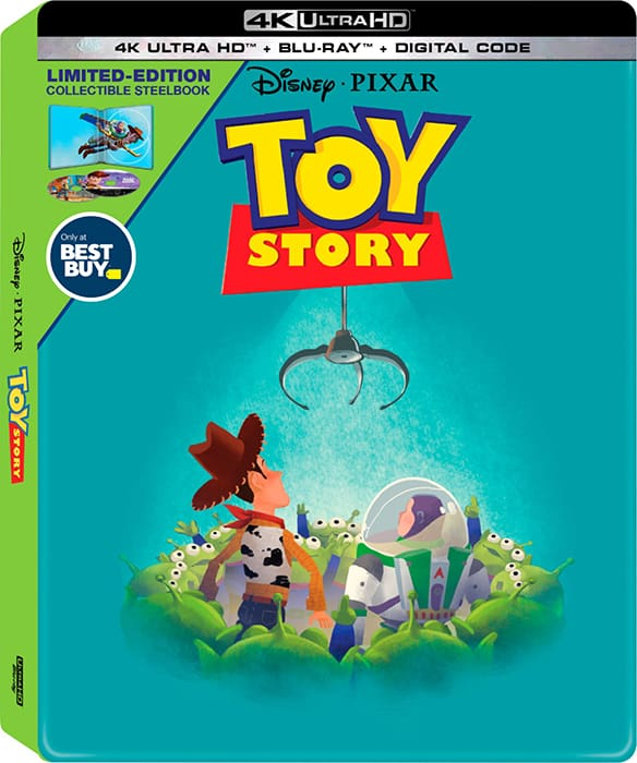 Toy Story movie memories