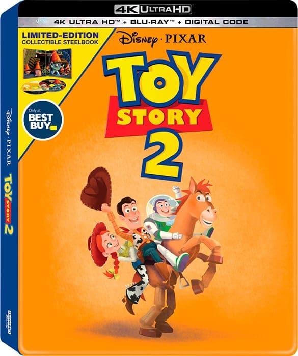 Toy Story 2 Jessie