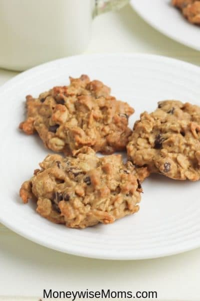 Delicious Gluten Free Oatmeal Cookies